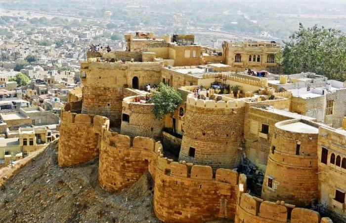 5 Benteng Bersejarah di Bukit Rajasthan yang Wajib Dikunjungi