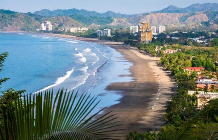 5 Wisata Pantai di Kosta Rika yang Paling Populer