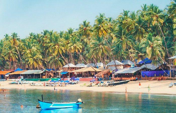 10 Wisata Pantai Paling Terkenal di Goa, India